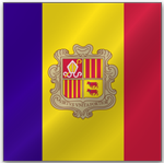 Андорра флаг
