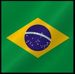 Бразилия флаг