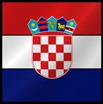 Хорватия флаг