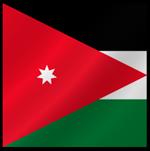 Иордания флаг