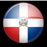 Доминиканская Республика флаг