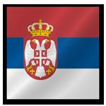 Сербия флаг