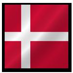 Дания флаг