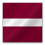 Латвия флаг
