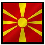 Македония флаг