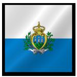 Сан-Марино флаг
