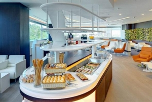 Atlasjet Ukraine предоставит бизнес-зал, а Turkish Airlines - горячее питание