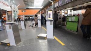 Теперь пассажиры Борисполя самостоятельного могут сдать свой багаж