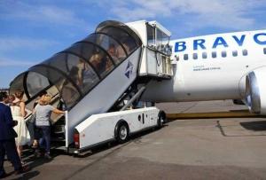 """Bravo Airways обвиняет во всем """"Оазис"""" и обещает восстановить полеты по расписанию уже сегодня"""