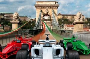 Лучший  отдых в Венгрии с Формулой 1