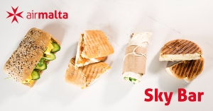 Air Malta представляет услугу Sky Bar по обслуживанию кейтеринга эконом-класса