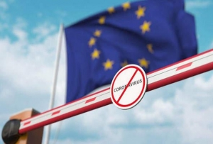 Границы ЕС пока останутся «на замке» для украинских туристов