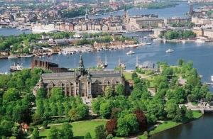 Швеция открывает въезд для украинских туристов с 26 июля