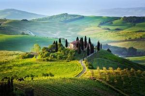 Самые красивые места под солнцем Тосканы