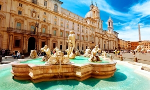 Римские фонтаны. Идеи путешествий