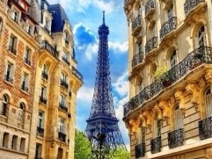 Парижские зарисовки
