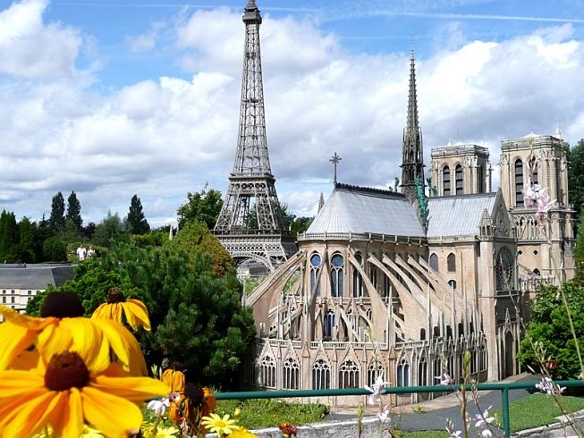 Париж, цветы... и комплименты