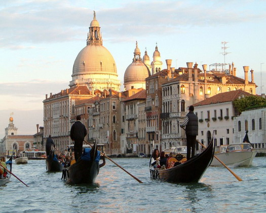 Прекрасная венецианка!