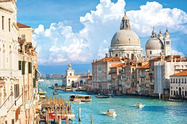 Рим прекрасный всегда! Милан, Генуя, Флоренция и Венеция!