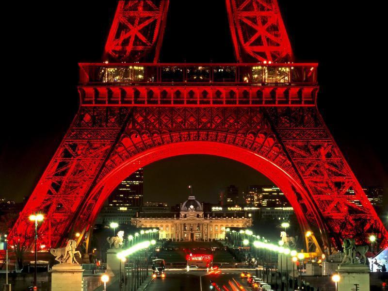 Любовь, Париж и голуби…