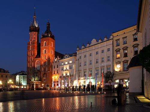 Желанный уикенд: Варшава и Краков!