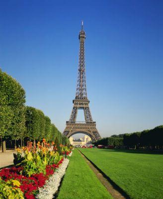Командировка в Париж