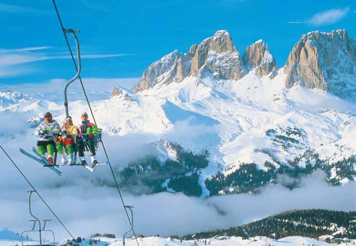Горнолыжные курорты италии сезон 2015