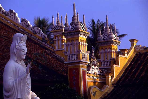 Отдых во Вьетнаме - очарование тпадиций и красота самобытности.