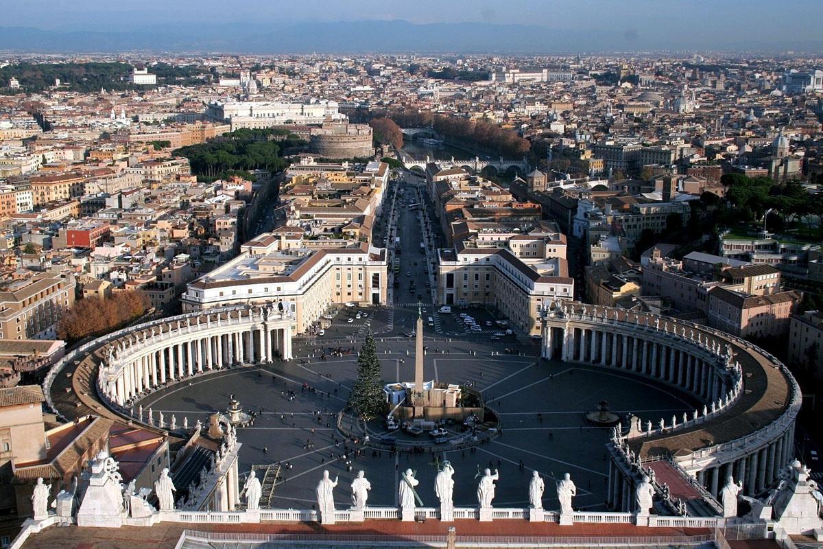 А в Италии… Рим и Флоренция! В стоимости Вена, Прага и Рим!