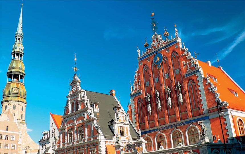 БАЛТИКА ГРАНД ВОЯЖ супер тур из Киева. 4 РОСКОШНЫХ КРУИЗА ПО БАЛТИКЕ.