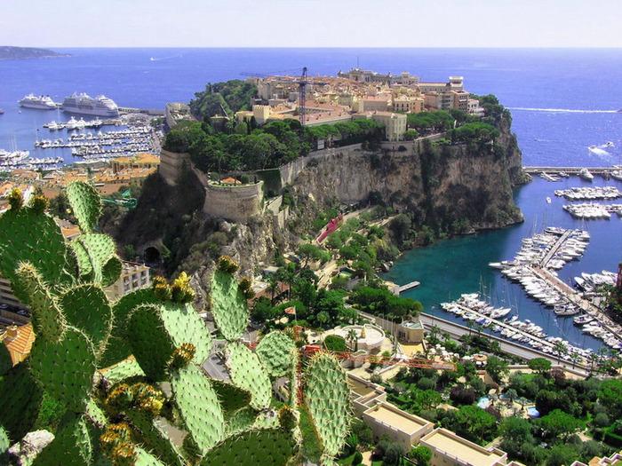 Лазурные приключения  Ницца, Монако, Канны, Сен-Тропе