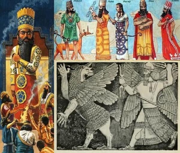 Месопотамия - неизведанный Восток