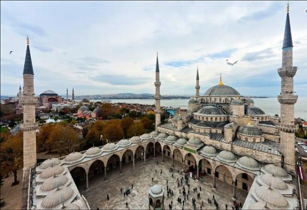 Стамбул. Великолепный век. Авиа тур 3 экскурсии в стоимости.